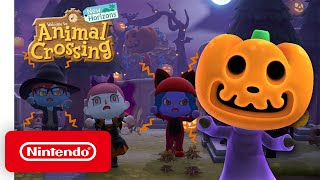 Animal Crossing: New Horizons Fall Update - Nintendo Switch