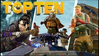 Top 10 BEST Battle Royale Games of All Time