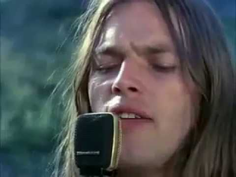 pink floyd ECHOES live at pompeii (part 1)