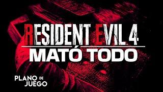 Cómo Resident Evil 4 DESTRUYÓ el Survival Horror (ft Adrian PSI) | PLANO DE JUEGO