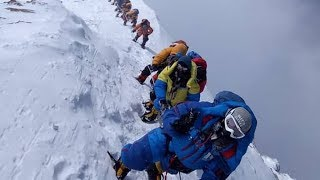 The Truth About Why People Keep Dying On Mt. Everest