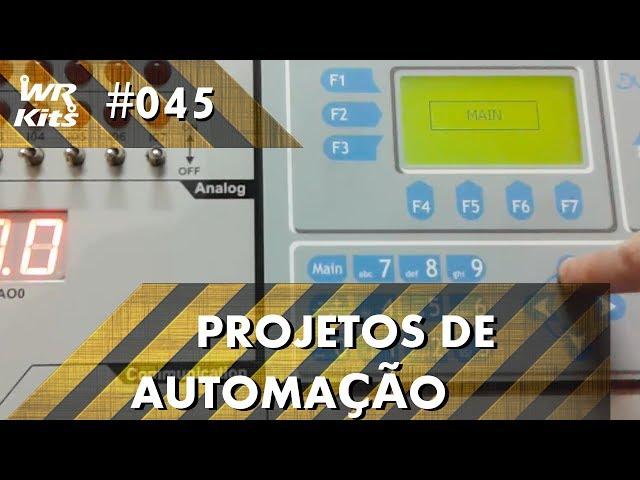 BLOQUEIO DA IHM VIA SENHA NO CLP ALTUS DUO | Projetos de Automação #045
