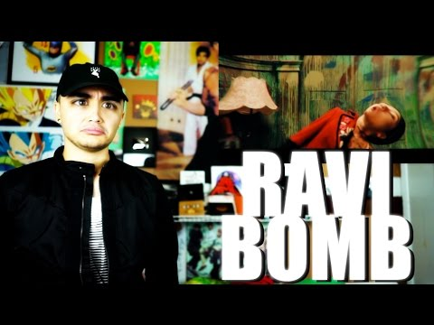 RAVI - BOMB (Feat. San E) MV Reaction