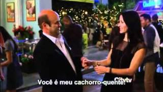 Cougar Town - Jules and Andy dancing :)