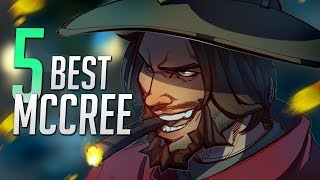 World's Best McCree (ft.Taimou, IDDQD, Surefour, Mendokusaii, Vallutaja)
