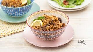 One Pot Chicken Liver Rice