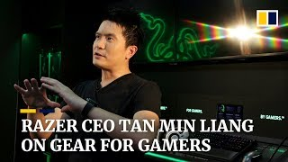 Razer CEO Tan Min Liang on gear for gamers