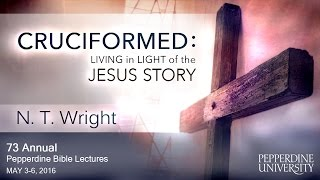 Cruciformed : Living in Light of the Jesus Story | N. T. Wright