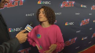Singer Benicio Bryant on his plans following America's Got Talent