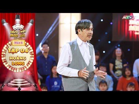 Thách thức danh hài 6 | Tập 4: Trường Giang cười té ghế khi Ngô Kiến Huy bị thí sinh