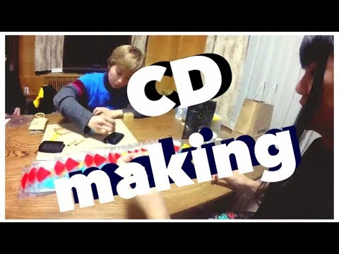 DIY CD Making  (DE BESO #11)