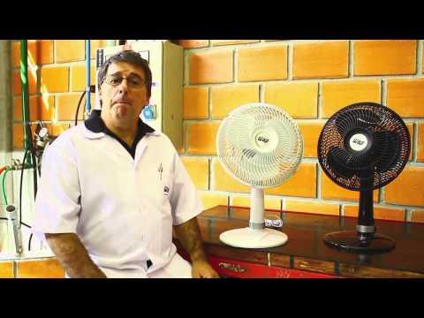 Ventilador Wap Turbo Bora 45W 127V - Cor Preta - Vídeo explicativo