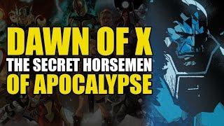 Dawn Of X X-Men Part 2: Apocalypse's Secret Horsemen | Comics Explained
