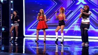 Twisted's audition - The X Factor 2011 (Full Version)