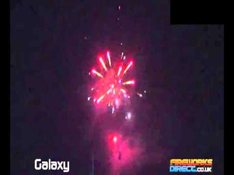 Galaxy - 49 Shot firework