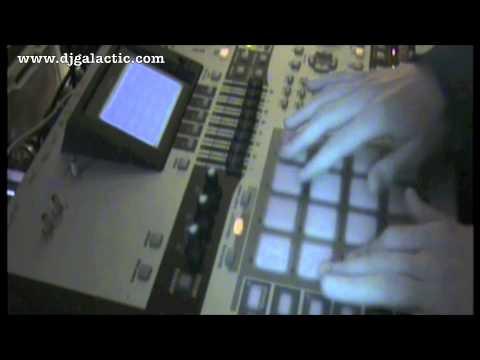 Hip Hop Beat Making CLASSICO MV 8800