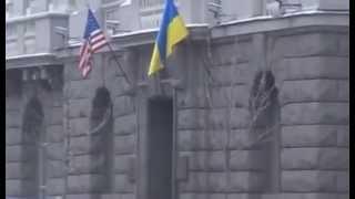 Кто там не верил про флаг США на здании СБУ в Киеве?