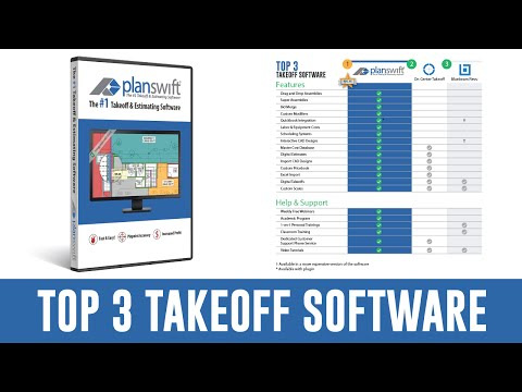 Top 3 Best Takeoff and Estimating Software | 2016