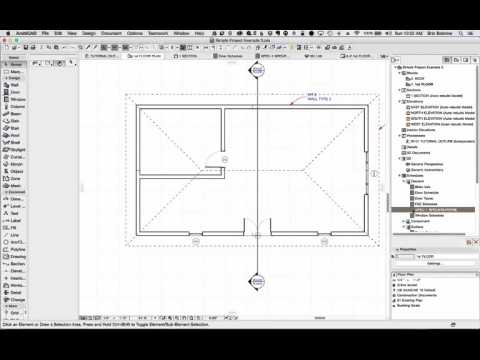 ArchiCAD Tutorial | Specifications Report Tips & Tricks using IFC Data Fields | Part 2 of 4