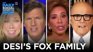 A Fox News Thanksgiving | The Daily Social Distancing Show