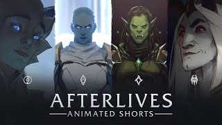 Shadowlands Afterlives to debut during gamescom Opening Night Live