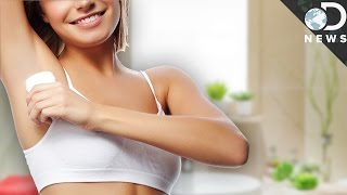 What Is Deodorant Really Doing To Your Body?