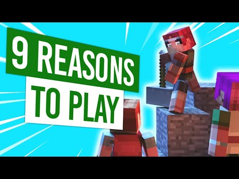 Minecraft Dungeons | 9 Reasons To Play The New Minecraft Game!