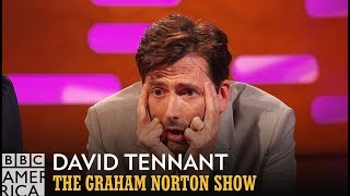 David Tennant Watches His First-Ever Acting Role - The Graham Norton Show