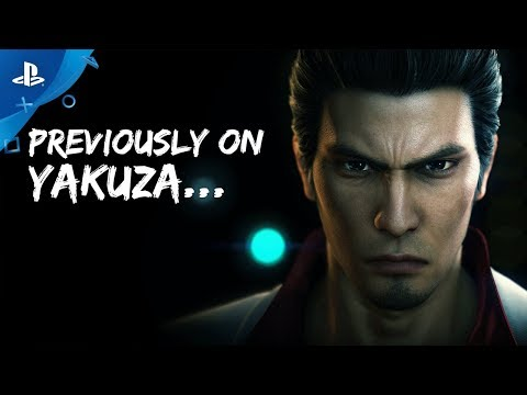 Yakuza 6: The Song of Life Video Screenshot 4