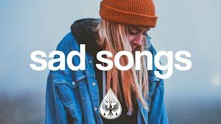 Sad Songs 😓 - An Indie/Folk/Pop Playlist