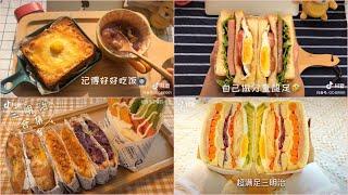 1001 cách chế biến bánh sandwich cực ngon của cô nàng tiktoker ✅ Nu Official