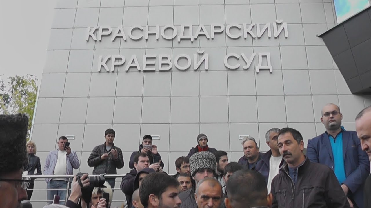 Решение оштрафовать Руслана Гвашева за молитву осталось в силе