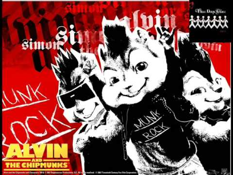 TDG feat. the Chipmunks - Time of dying