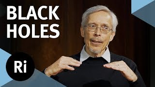 The Physics of Black Holes - with Chris Impey