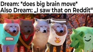 Dream Minecraft Memes
