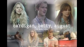august/betty/cardigan music video - Taylor Swift folklore love triangle edit