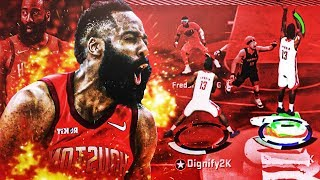 James Harden Step-Back Challenge - The Most OVERPOWERED Move on NBA 2K20!