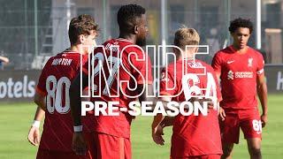 Inside Pre-Season: Liverpool's double header in Austria   Wacker Innsbruck & VfB Stuttgart