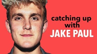 Catching Up With Jake Paul