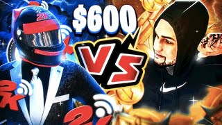 Toxic LEGEND LOCKDOWN Challenged ME to a $600 Wager... *must watch* (NBA2K20)