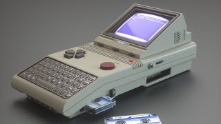 The best Nintendo Switch is a Handheld Commodore 64?