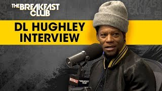DL Hughley Talks Blackface Controversy, Donald Trump And Racial Equality Issues