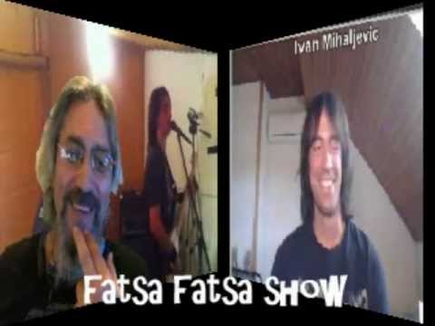 Ivan Mihaljevic Interview on Fatsa Fatsa Tv Show Part4 By Kim Nicolaou