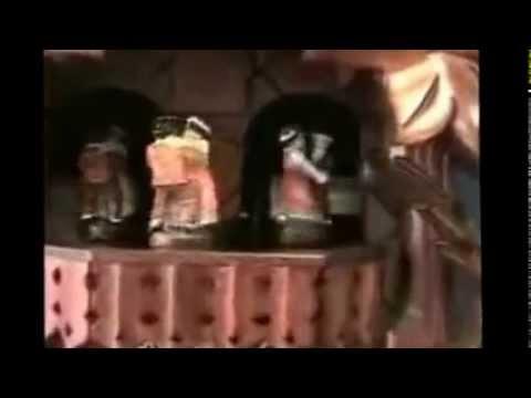 Hones Cuckoo Clock - Animated Dancers   Music   #601/3T