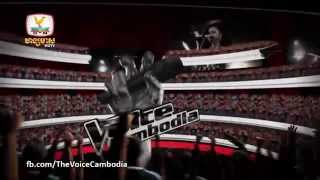 The Voice Cambodia Lern VS Sopha Rath - 14 Sep 2014