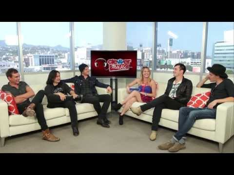 PARACHUTE BAND INTERVIEW- NEW SONG