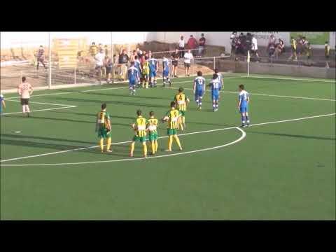 (RESUMEN y GOLES) La Almunia 2-3 Giner Torrero / J17 / Preferente Gr3