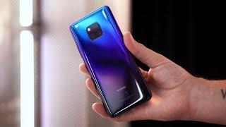 Mehr Features geht nicht: Huawei Mate 20 Pro Hands-on! - felixba