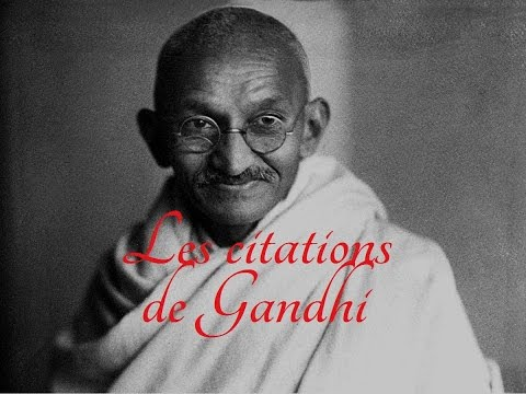 belles citations 2 01 les plus belles citations de gandhi