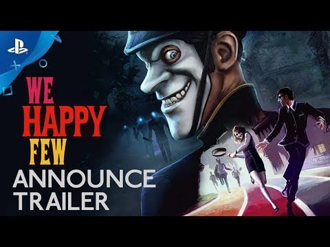 We Happy Few Trailer